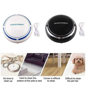 Robot Dust Vacuum Cleaner - eMalleu Gadgets Shop