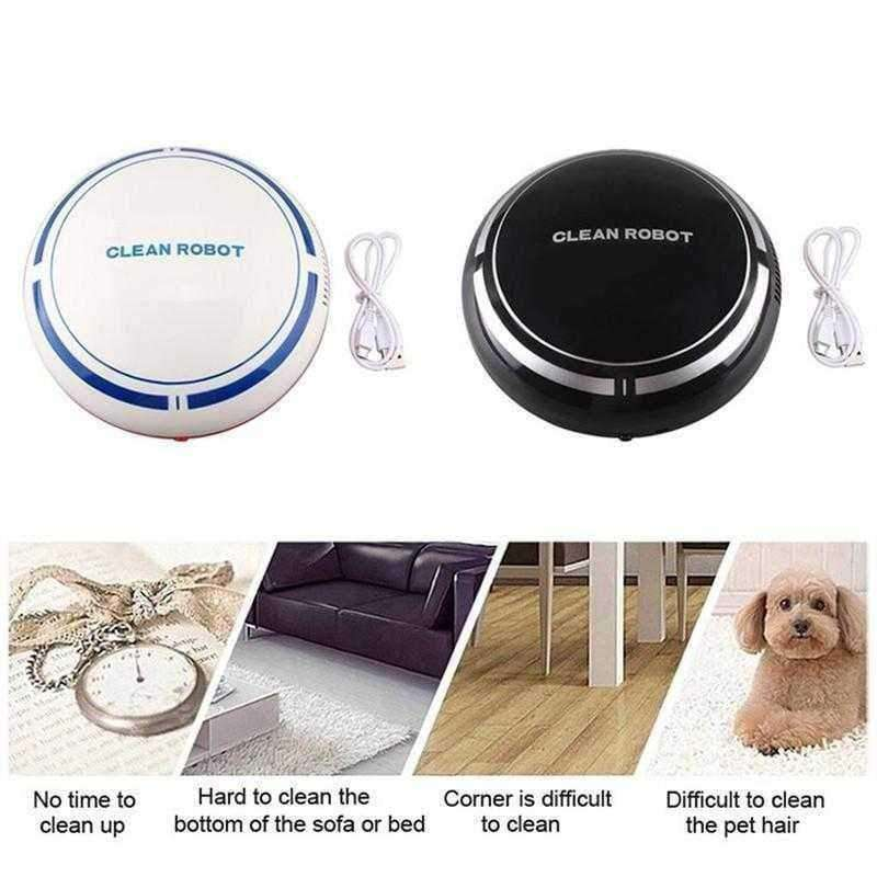 Robot Dust Vacuum Cleaner - Shopping Gadgets at GadgetRock