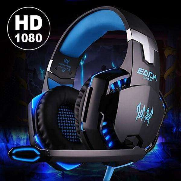 USB 3.5mm Gaming Game Headset - eMalleu Gadgets Shop