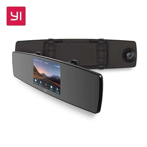 YI Mirror Dash Cam - Shopping Gadgets at GadgetRock