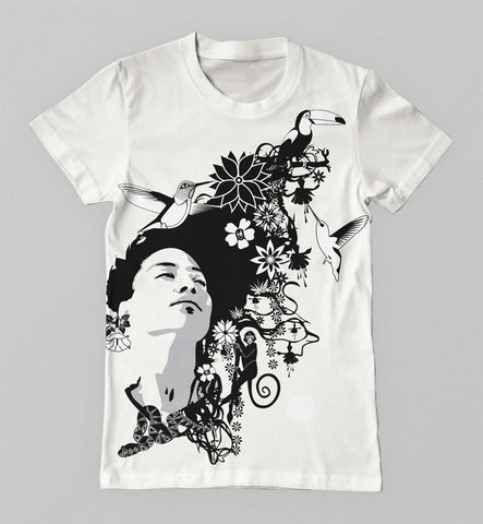 Gera Lozano: Dream Brave (Snow, Unisex)