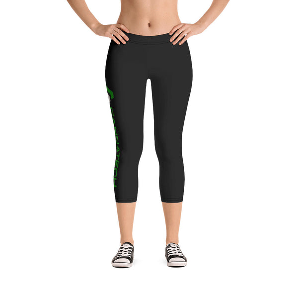 CannaTech Labs Capri Leggings