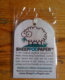 Sheep Poo Paper Air Fresheners ( Poo-Pourri™ )