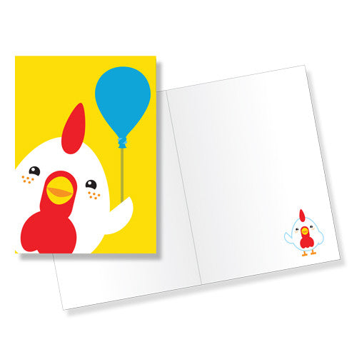 Greeting card - Cyw