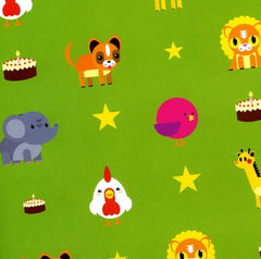 Cyw Wrapping Paper - Birthday