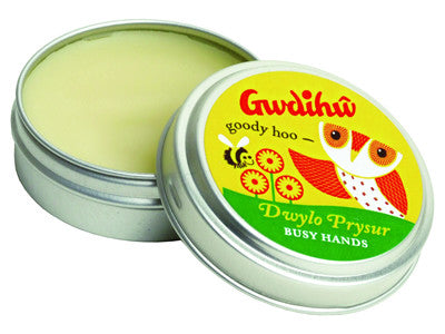 Gwdihw Busy Hands Balm