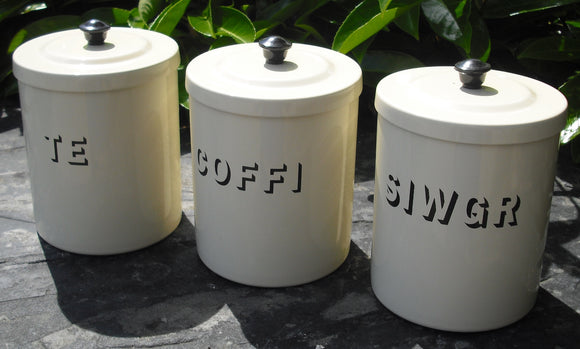 Coffi canister (coffee)