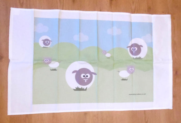 Sheep Tea Towel