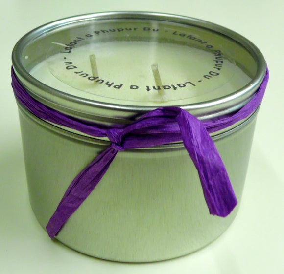 Lavender & Black Pepper Candle