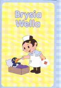 Get well soon card 'Brysia Wella' Sali Mali