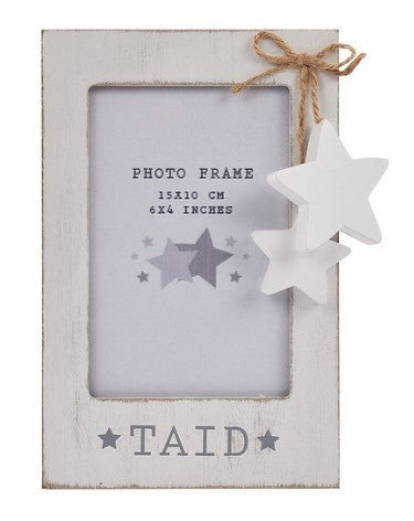 'Taid' Photo Frame