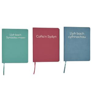A6 Notebook - Unlined