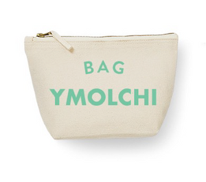 """Bag Ymolchi"" Zipped Bag"