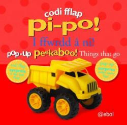 Codi Fflap Pi Po! i Ffwrdd í¢ Ni! - Pop up Peekaboo! Things That Go