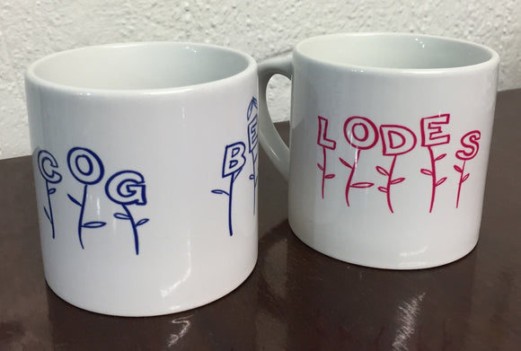 Cog Bêch / Lodes Fêch - Child's Mug