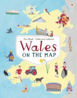 Wales on the Map