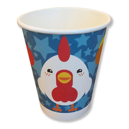 Cyw Party Cups