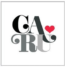 Love card 'Caru'