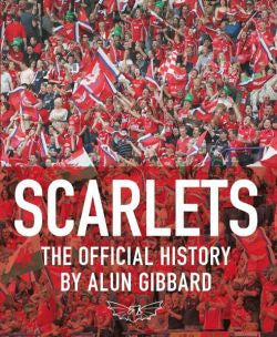 Scarlets - The Official History