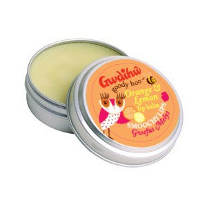 Gwdihw Smoochy Lips - Orange & Lemon