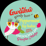 New! Gwdihw Smoochy Lips Peppermint Lip Balm 15g
