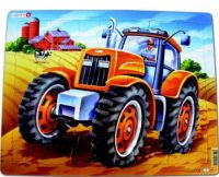 Jig-so Tractor Mawr