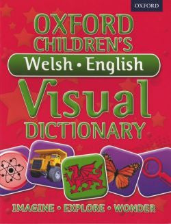 Oxford Children's Welsh English Visual Dictionary