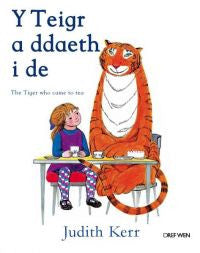 Teigr a Ddaeth i De, Y / Tiger Who Came to Tea, The