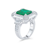 Irena Ring (Emerald)