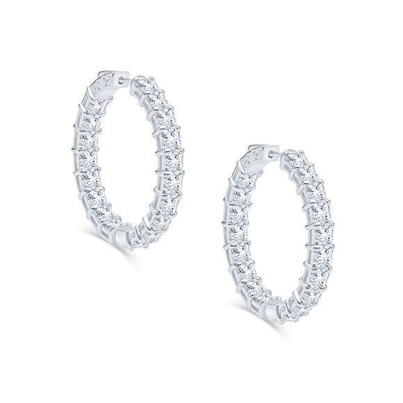Matilde Hoop Earrings