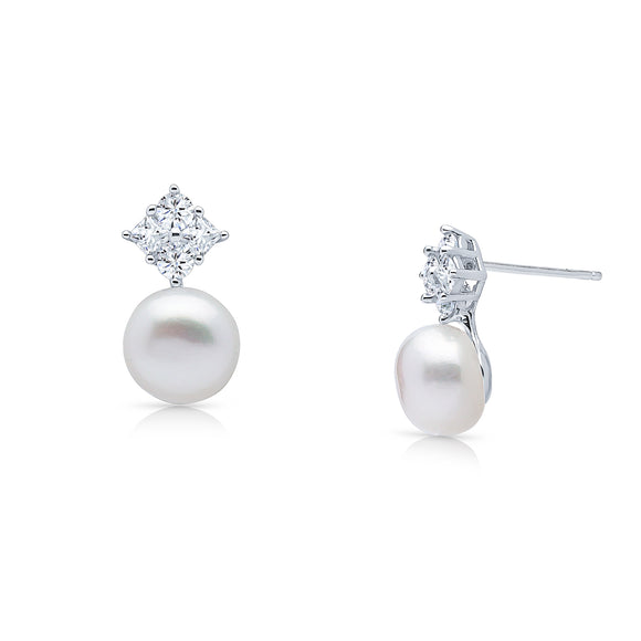 Samara Pearl Earrings
