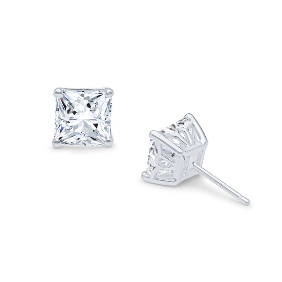 Annalise Earring (White)