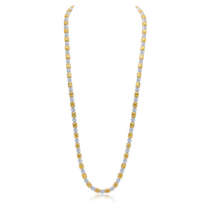 Genevieve Necklace (Canary)