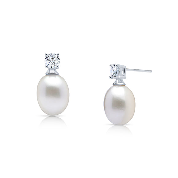 Zara Pearl Earrings