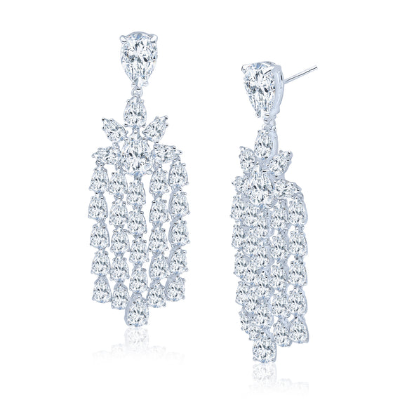 Artemis Earrings (White)