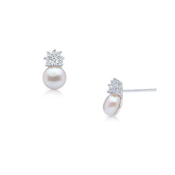 Tinsley Pearl Earrings