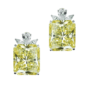 Maisie Earrings (Canary)