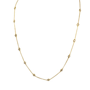 Antoinette Necklace (Gold)