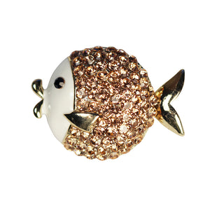 FISH BROOCH