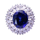 Belle Ring (Sapphire)