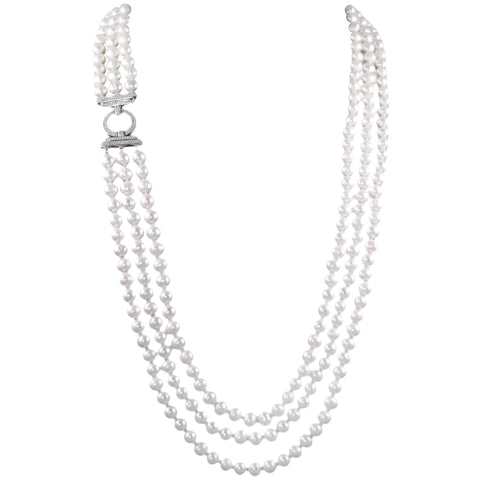 Berenice Pearl Necklace