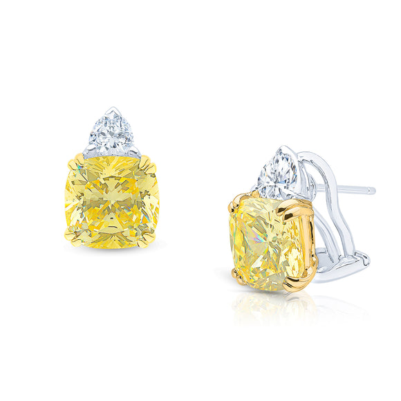 Brooke Earrings (Canary)