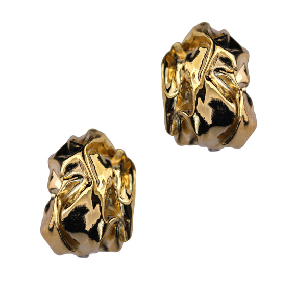 Cairo Clip Earrings