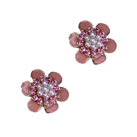 Claudia Clip Earrings (gold)