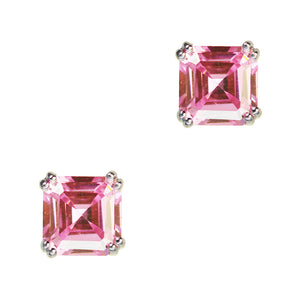Annalise Earrings (Pink)