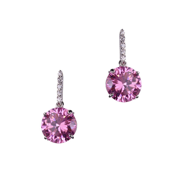 Eurydice Earrings (Pink)