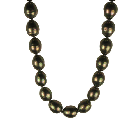 Faith Pearl Necklace