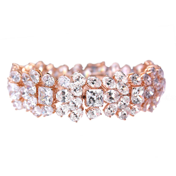 Grace Bracelet (Rose Gold)