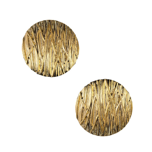 Jasmina Clip Earrings
