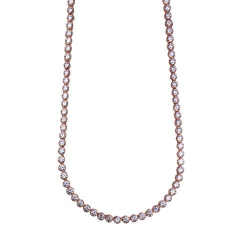 Julianna Necklace (Rose)